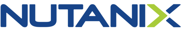 Nutanix Logo for About Us Page